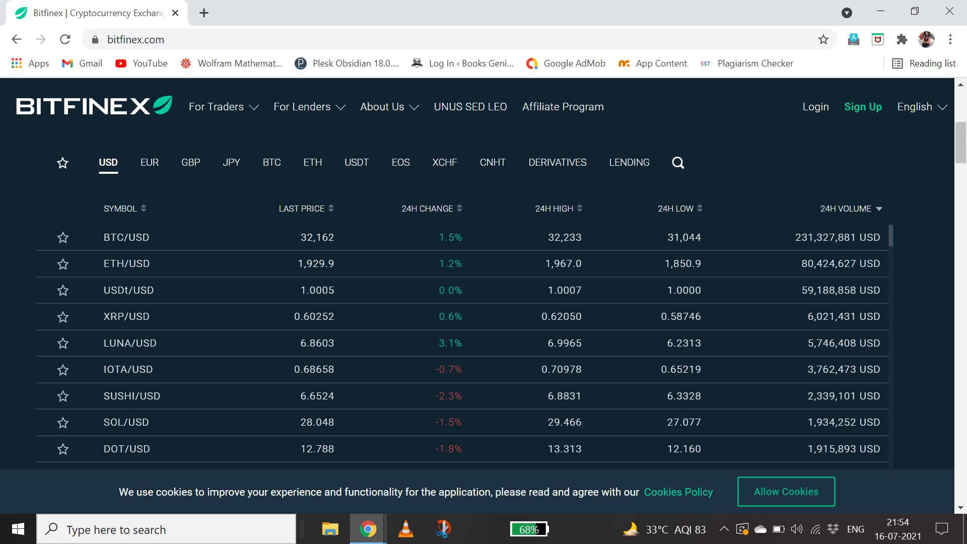 bitfinex-referral-code