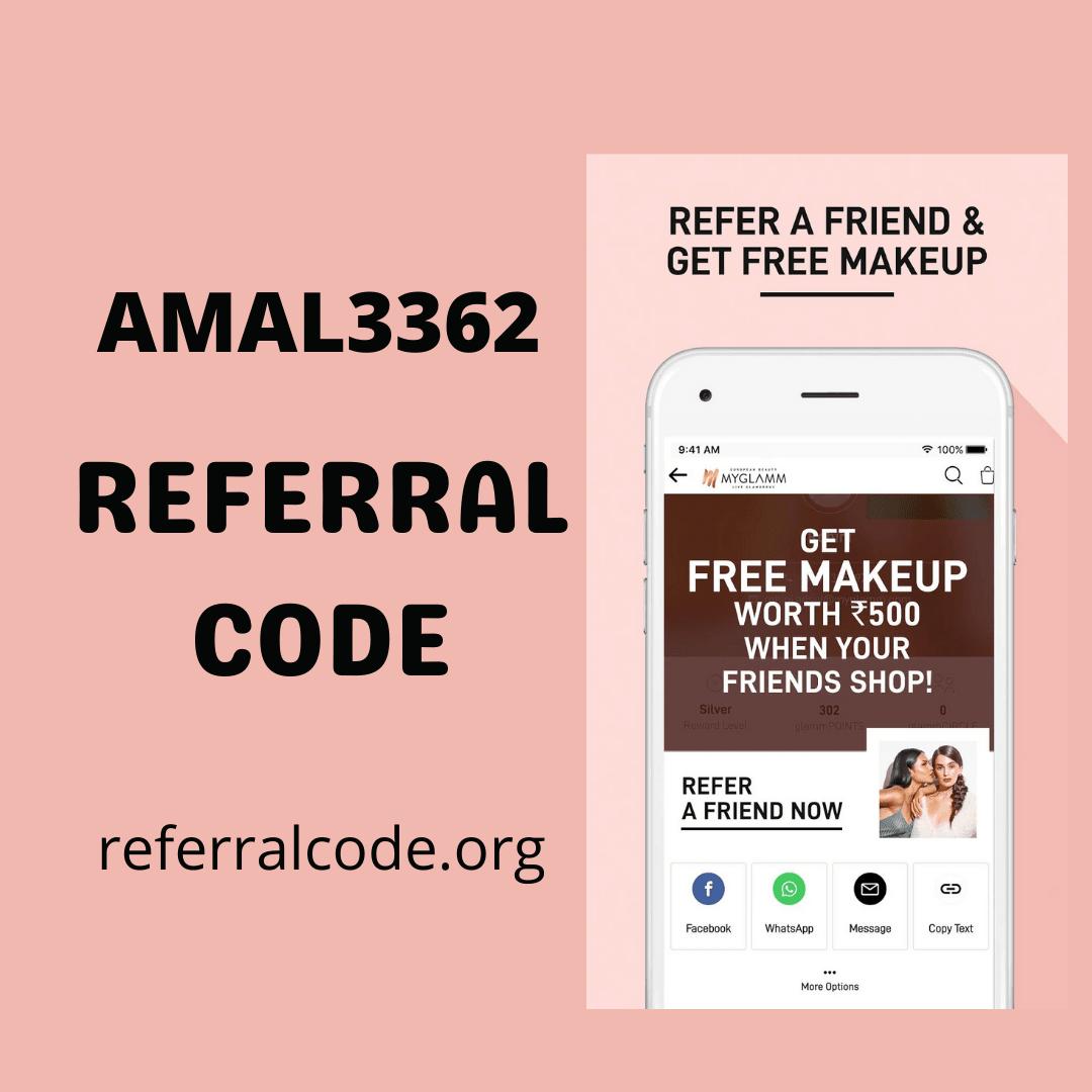 myglamm-referral-code-2021